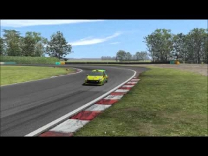 rFactor 2: Clio Club race at Croft