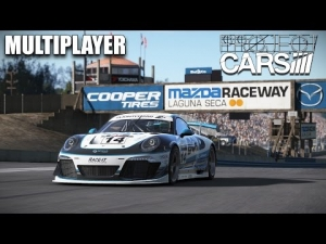 Project Cars (Build 980) :: Multiplayer :: RUF RGT8 GT3 :: Leguna Seca.