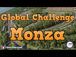 iRacing Official Global Challenge series in the Kia Optima at Monza