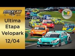 Stock Car Online 2015 6ª Etapa Velo Park - Auto racing