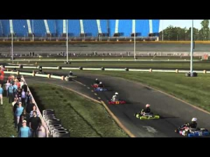 Rfactor 2 Kart F1 Race @ Mountain Peak Karting Long