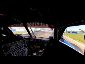 Sebring Onboard 12 hours Jim Pace BMW Dinan Riley DP