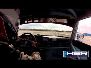 Sebring Jim Pace Porsche 911 HSR 4  hour Enduro-HD