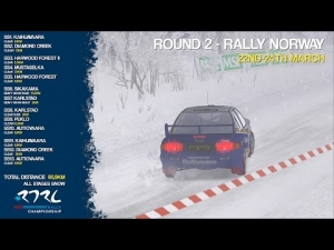 RDRC S7 - Round 2 - Rally Norway