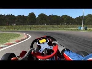 rFactor 2 : ANNEVILLE AMBOURVILLE Karting 125 cc KZ1