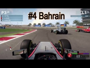 F1 2015 Mod v0.9 Codemasters | #4 Bahrain Sakhir (IA Leyenda)