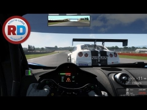 Assetto Corsa MP - McLaren vs Nismo GT3