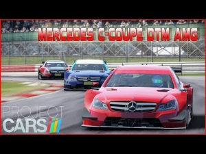 Project CARS - Build 981 - Mercedes C-Coupé DTM AMG
