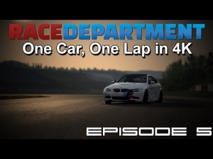 One Car, One Lap in 4K - Episode 5 [UHD/4K]