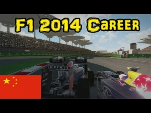 F1 2014 Career - Part 22: China