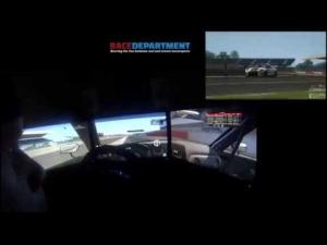 RaceDepartment Club Race @ Silverstone - 60Fps