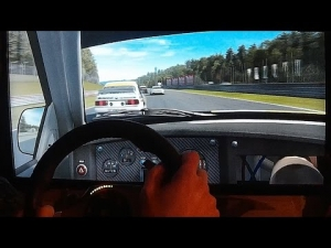 RaceRoom Racing Experience: Opel Omega 3000 Evo 500 DTM vs Salzburgring [AI 120%]
