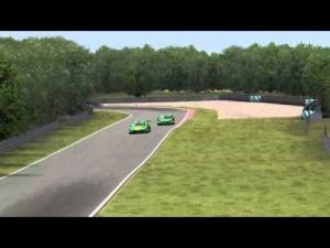 Chevrolet V8 Stock Car@Brands Hatch GP