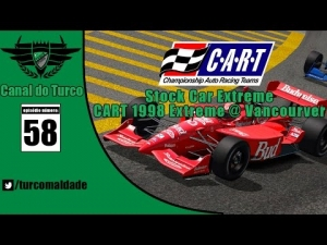 [TRC58] Stock Car Extreme: CART 1998 Extreme @ Vancouver