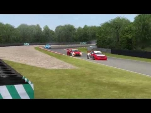 GSC | Mitsubishi Lancer@Brands Hatch GP | ESL