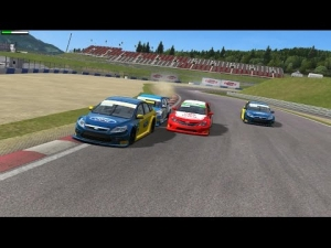 GSCE @ Spielberg Short   4 Laps of Touring Cars