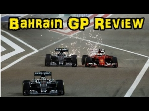 Formula 1 2015 - Bahrain Review