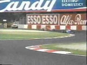 F1 1995 Italian GP - Start of the Race