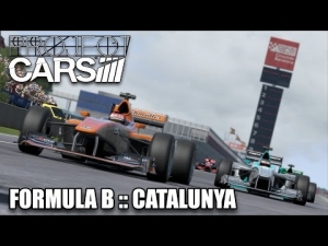 Project Cars :: Build 986-987 :: Formula B :: Circuit De Catalunya :: Vs AI