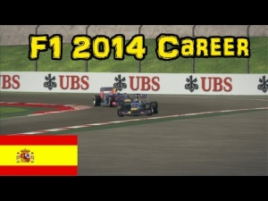 F1 2014 Career - Part 23: Spain