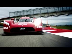 Nissan 2015 LMP1: GT-R LM NISMO
