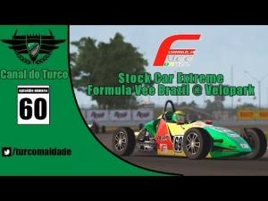 [TRC60] Stock Car Extreme: Formula Vee Brazil @ Velopark