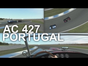 rFactor 2 Dev Preview - AC 427 + Portugal - Full RACE 12 Laps