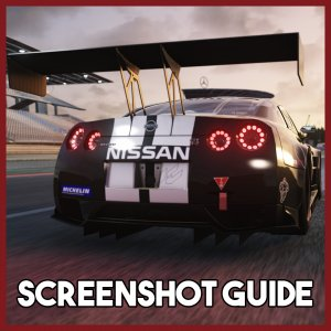 Wie man gute Screenshots in Assetto Corsa macht