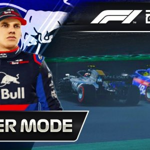 F1 2019 CAREER MODE | I AM STUPID... I AM STUPID