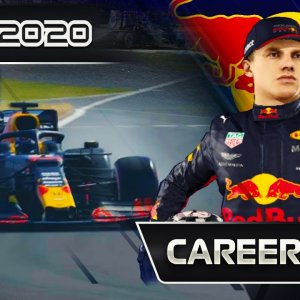 F1 2020 CAREER MODE | PRE SEASON ROUND UP!!!