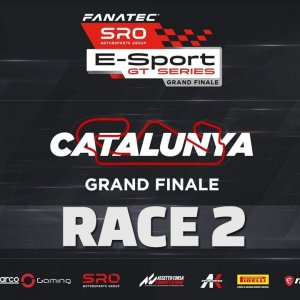 SRO E-Sport GT Series | Round 5: Catalunya Grand Finale Race2