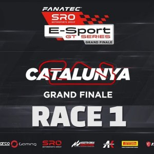 SRO E-Sport GT Series | Round 5: Catalunya Grand Finale Race1