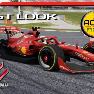 Assetto Corsa * ACFL Formula 1 2021 [RELEASED]
