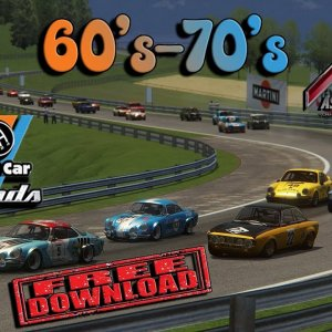 Assetto Corsa * Touring Car Legends [RELEASED]