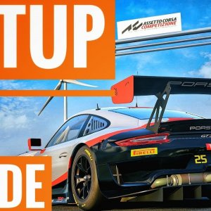 How To SETUP #6 | Assetto Corsa Competizione 1.2 | English Gameplay