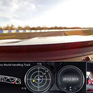 Mercedes AMG GT Driving Experience - (Skid Pan & Handling Facility) - Mercedes-Benz World