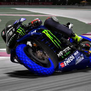 MotoGP™19  ..... Fluo Tyres By LEONE 291