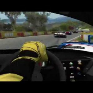 Raceroom Racing Experience VR / Group C @ Bathurst