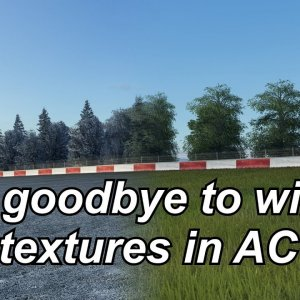 How to turn off seasonal adjustments in Assetto Corsa