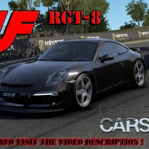 Project Cars 2 * RUF RGT-8 [beta]