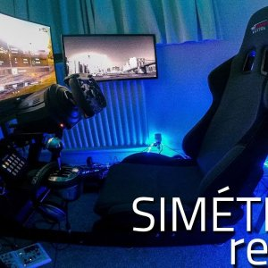 Simetik K2 cockpit Review - this is why it's one of the best!