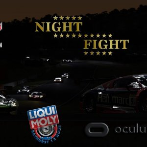 Assetto Corsa VR * Night Fight at Bathurst 12H [Laser Scanned]