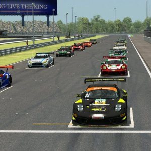 RaceRoom | GT3 Race @ Chang International Circuit