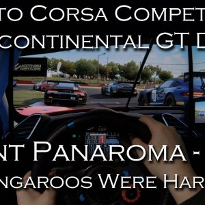 Assetto Corsa Competizione | Intercontinental GT DLC @ Mount Panorama | POV Project Immersion 1440p
