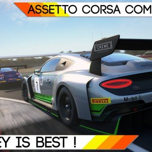 Assetto Corsa Competizione VR : Bentley Is Best !