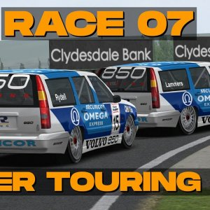 Race 07 : Super Touring Volvo !