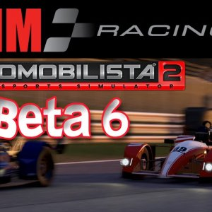 Automobilista 2 Beta 6 - OMG how wide is this
