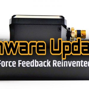 Fanatec Podium Firmware Updating