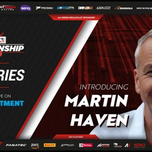The 'Voice of WTCR' Martin Haven joins RaceDepartment