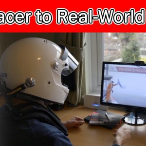 Sim Racer to Real World Racer